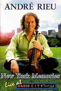 Cover André Rieu - New York Memories [DVD]